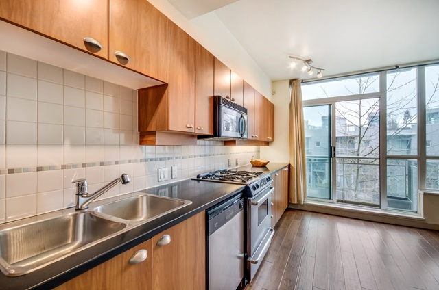 Photo 10: 308 1478 W Hastings Street in Vancouver: Coal Harbour Condo for sale (Vancouver West)  : MLS(r) # R2040952