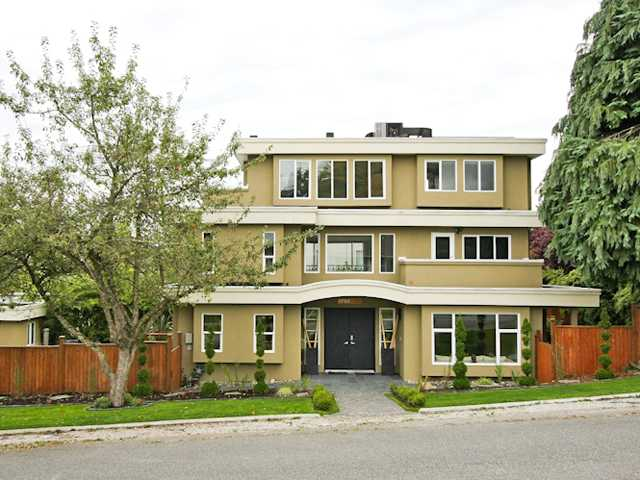 Main Photo: 3788 CARNARVON ST in Vancouver: Arbutus House for sale (Vancouver West)  : MLS®# V926807