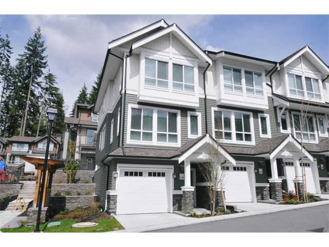"Main Photo: 114 1460 SOUTHVIEW Street in Coquitlam: Burke Mountain Townhouse for sale in ""CEDAR CREEK"" : MLS® # V940552"