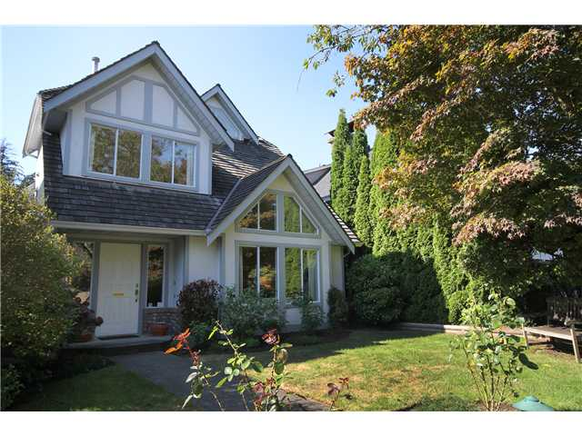 Main Photo: 6089 HOLLAND Street in Vancouver: Southlands House for sale (Vancouver West)  : MLS® # V973320