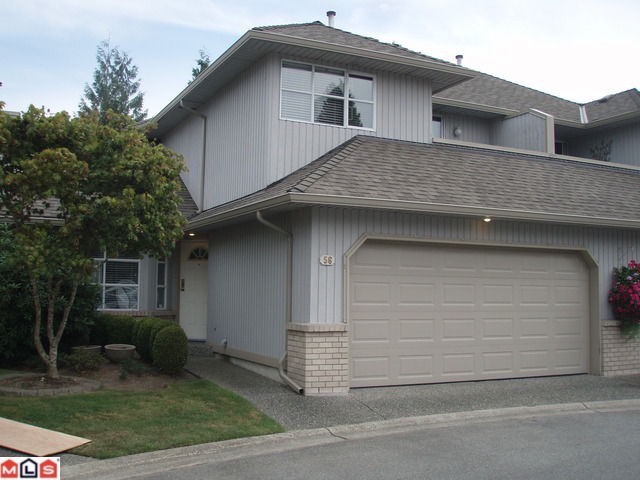 "Main Photo: # 56 8560 162ND ST in Surrey: Fleetwood Tynehead Townhouse for sale in ""LAKEWOOD GREEN"" : MLS® # F1301505"