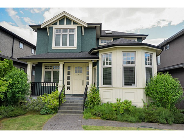 Main Photo: 2818 W 18TH Avenue in Vancouver: Arbutus House for sale (Vancouver West)  : MLS® # V1074008