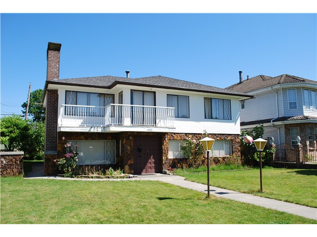FEATURED LISTING: 4455 NAPIER Street Burnaby