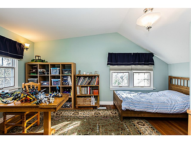 Photo 12: 331 ARBUTUS ST in New Westminster: Queens Park House for sale : MLS(r) # V1101805