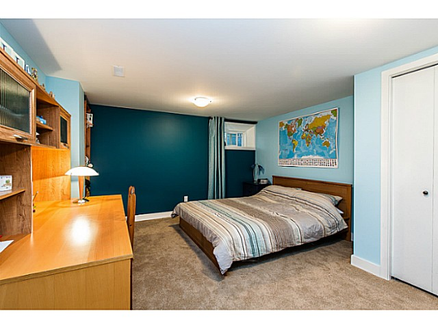 Photo 15: 331 ARBUTUS ST in New Westminster: Queens Park House for sale : MLS(r) # V1101805