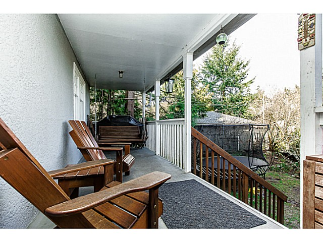 Photo 18: 331 ARBUTUS ST in New Westminster: Queens Park House for sale : MLS(r) # V1101805