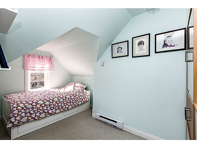 Photo 13: 331 ARBUTUS ST in New Westminster: Queens Park House for sale : MLS(r) # V1101805
