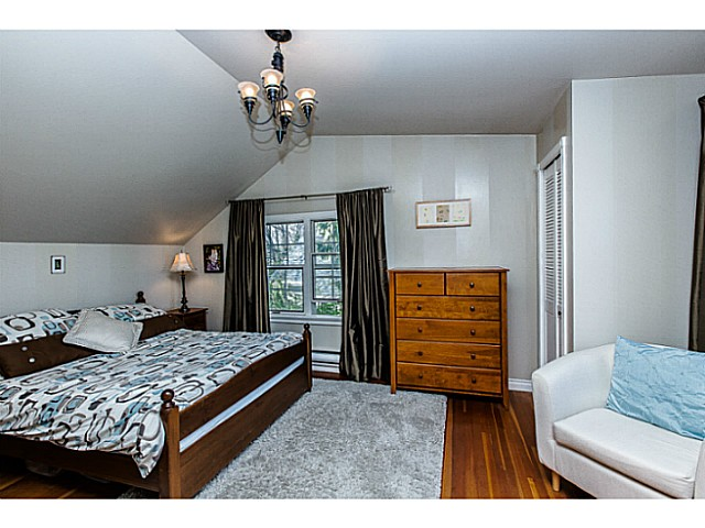 Photo 10: 331 ARBUTUS ST in New Westminster: Queens Park House for sale : MLS(r) # V1101805