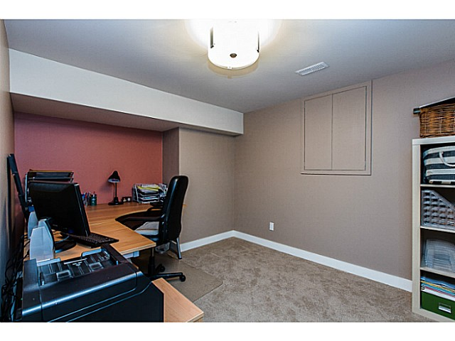 Photo 14: 331 ARBUTUS ST in New Westminster: Queens Park House for sale : MLS(r) # V1101805