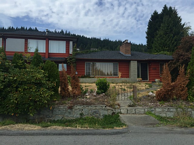 Main Photo: 1015 GREENWOOD RD in West Vancouver: British Properties House for sale : MLS® # V1140695