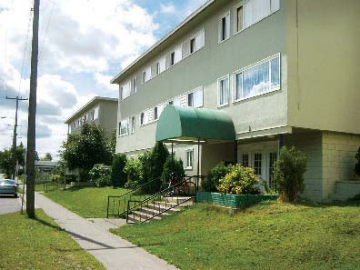 Main Photo: 1601-1607 Queensway Street: Multi-Family Commercial for sale (Prince George, BC)