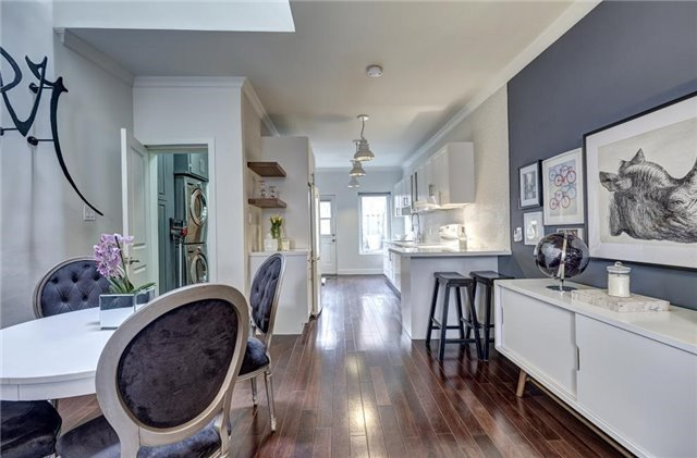 Photo 4: 7 Bisley St in Toronto: South Riverdale Freehold for sale (Toronto E01)  : MLS(r) # E3742423