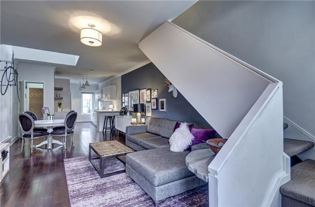 Main Photo: 7 Bisley St in Toronto: South Riverdale Freehold for sale (Toronto E01)  : MLS(r) # E3742423