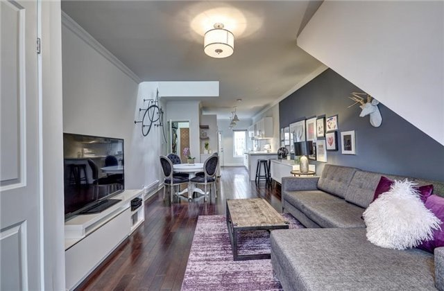 Photo 2: 7 Bisley St in Toronto: South Riverdale Freehold for sale (Toronto E01)  : MLS(r) # E3742423