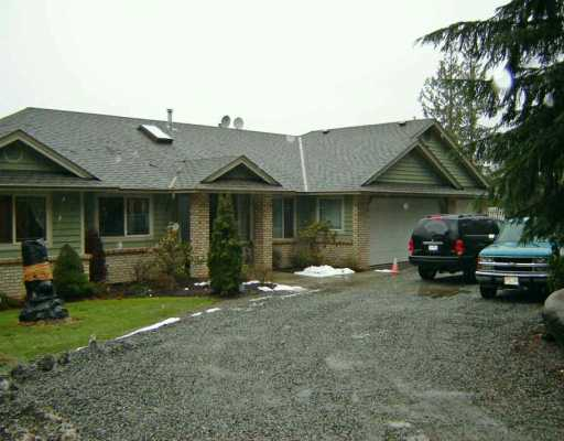 Main Photo: 12191 270TH Street in Maple Ridge: Northeast House for sale : MLS® # V627509