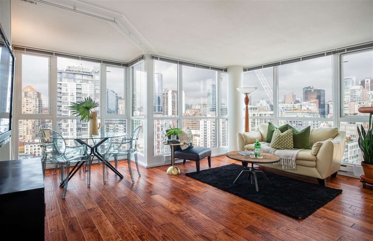 FEATURED LISTING: 2103 - 1188 RICHARDS Street Vancouver