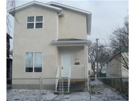 Main Photo: 535 PRITCHARD Avenue in Winnipeg: Residential for sale (Canada)  : MLS(r) # 1122771