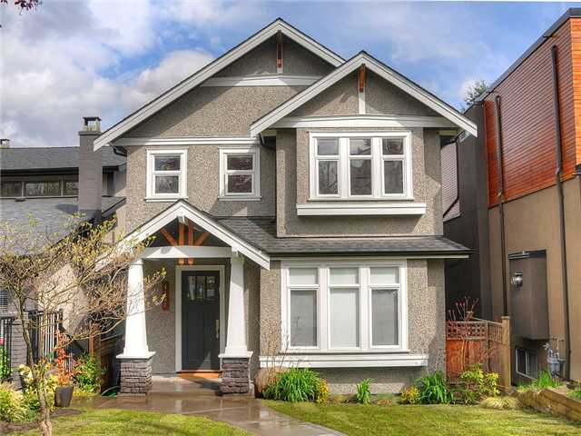 Main Photo: 4152 BALKAN Street in Vancouver: Fraser VE House for sale (Vancouver East)  : MLS®# V946436
