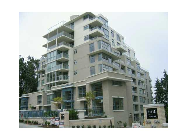 "Main Photo: 203 9232 UNIVERSITY Crescent in Burnaby: Simon Fraser Univer. Condo for sale in ""NOVO II"" (Burnaby North)  : MLS®# V973594"