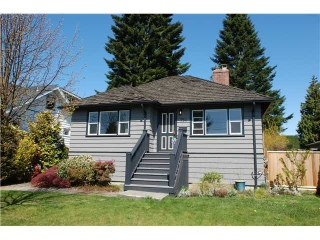 Main Photo: 754 E 8TH Street in North Vancouver: Boulevard House for sale : MLS(r) # V1003258