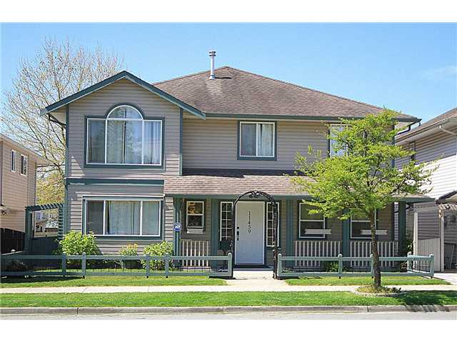 Main Photo: 11459 240TH Street in Maple Ridge: Cottonwood MR House for sale : MLS®# V1005636