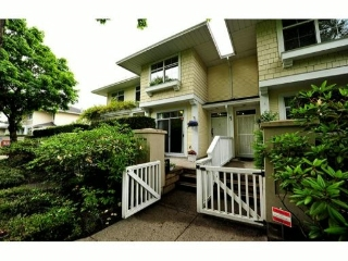 Main Photo: 3 3572 MARINE Drive in Vancouver: Champlain Heights Townhouse for sale (Vancouver East)  : MLS(r) # V1008666