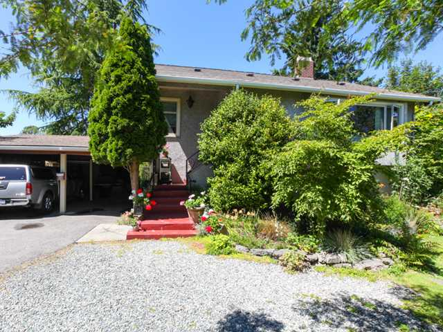 Main Photo: 5415 WESTMINSTER Avenue in Ladner: Neilsen Grove House for sale : MLS(r) # V1017939