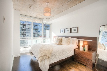 Photo 6: 38 Niagara St Unit #707 in Toronto: Waterfront Communities C1 Condo for sale (Toronto C01)  : MLS(r) # C2763458