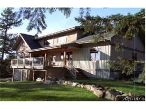 Main Photo: 116 Cormorant Crescent in SALT SPRING ISLAND: GI Salt Spring Single Family Detached for sale (Gulf Islands)  : MLS® # 191850
