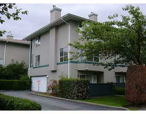 Main Photo: 12 3476 COAST MERIDIAN RD in Port_Coquitlam: Lincoln Park PQ Townhouse for sale (Port Coquitlam)  : MLS® # V402385