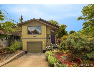 Main Photo: 1459 Bay Street in VICTORIA: Vi Fernwood Single Family Detached for sale (Victoria)  : MLS(r) # 342162