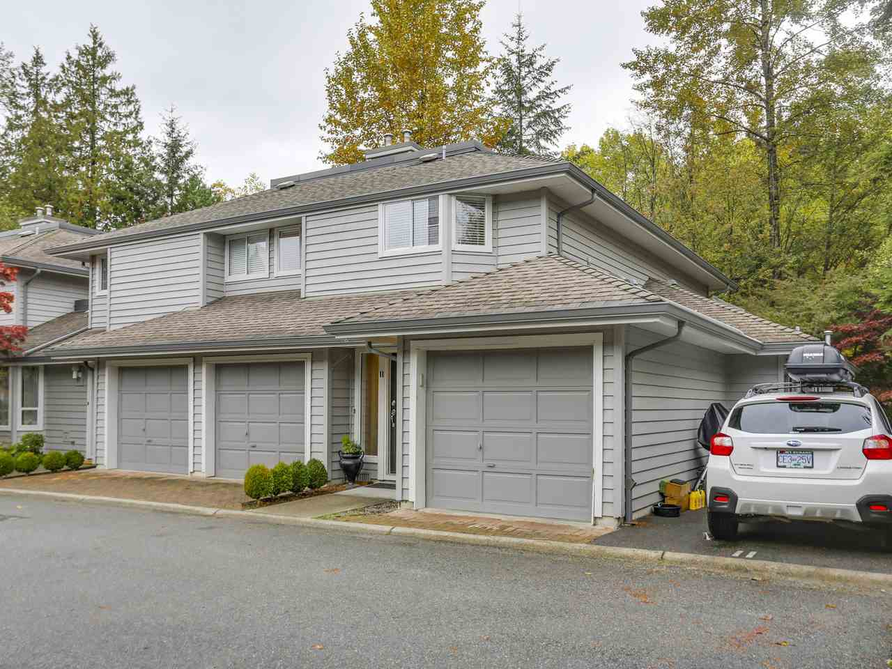 Main Photo: 11 3634 GARIBALDI DRIVE in North Vancouver: Roche Point Townhouse for sale : MLS® # R2116082