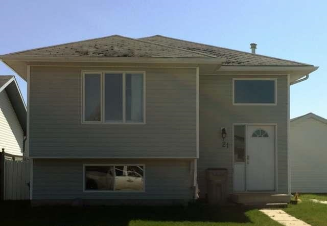 Main Photo: 21 Steward Drive in Whitecourt: House for sale : MLS(r) # 42612
