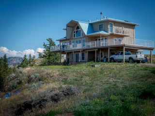 Main Photo: 5819 Buckhorn Road in Kamloops: Cherry Creek House for sale : MLS® # 139677