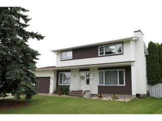 Main Photo: 198 Whitegates Crescent in WINNIPEG: Westwood / Crestview Residential for sale (West Winnipeg)  : MLS® # 1213013