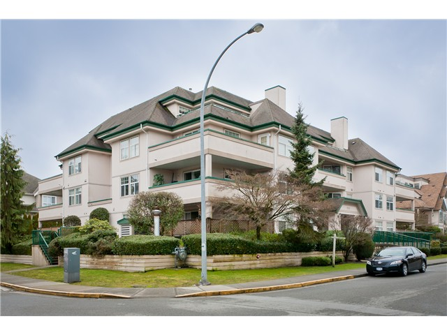 "Main Photo: 305 1618 GRANT Avenue in Port Coquitlam: Glenwood PQ Condo for sale in ""WEDGEWOOD MANOR"" : MLS® # V989074"