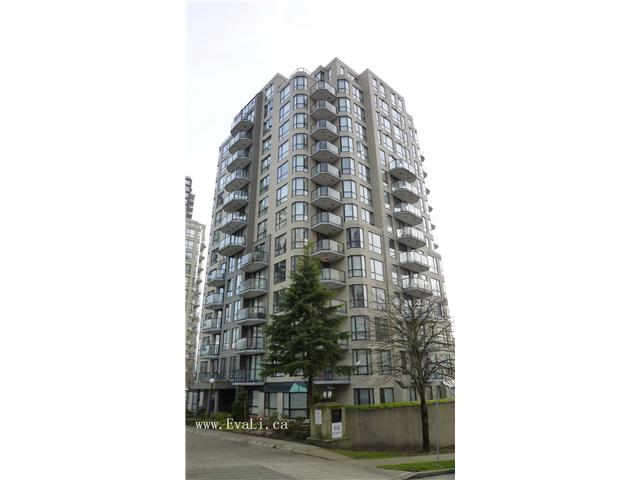 "Main Photo: # 405 838 AGNES ST in New Westminster: Downtown NW Condo for sale in ""WESTMINISTER TOWER"" : MLS® # V989179"