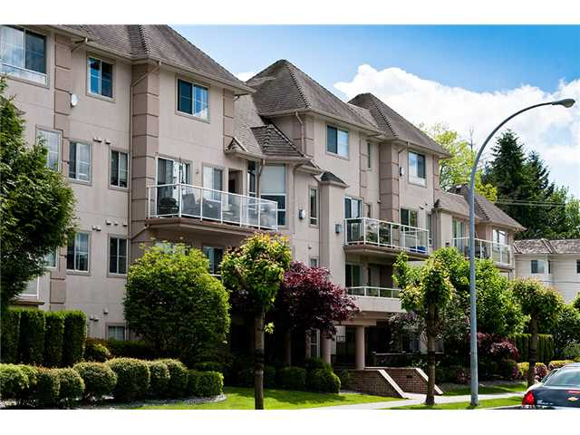 Main Photo: 207 3128 FLINT Street in Port Coquitlam: Glenwood PQ Condo for sale : MLS® # V1007764