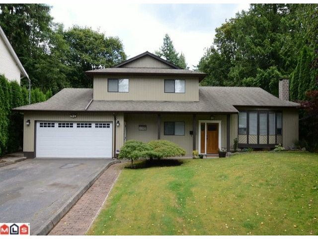 Main Photo: 19824 40A Avenue in Langley: Brookswood Langley House for sale : MLS® # F1219218