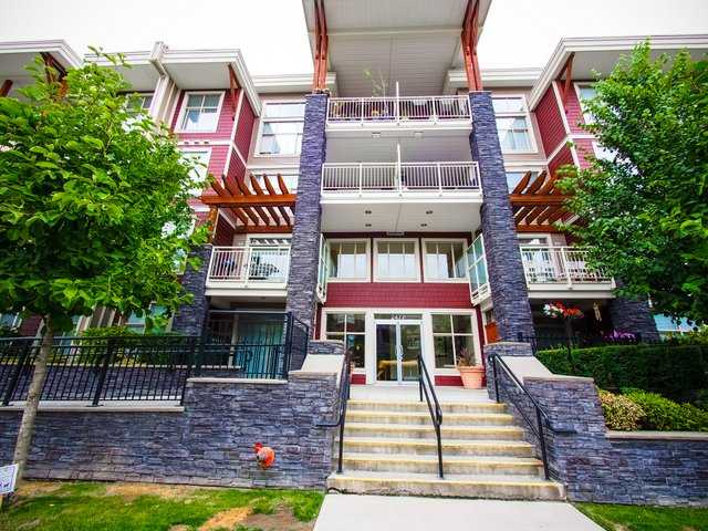 Main Photo: # 111 2477 KELLY AV in Port Coquitlam: Central Pt Coquitlam Condo for sale : MLS® # V1020697
