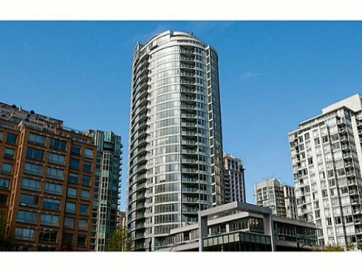 Main Photo: # 906 833 HOMER ST in Vancouver: Downtown VW Condo for sale (Vancouver West)  : MLS®# V1087033