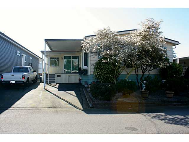 Main Photo: # 206 3665 244TH ST in Langley: Otter District House for sale : MLS®# F1434487