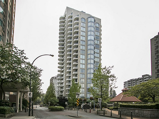 Main Photo: # 906 739 PRINCESS ST in New Westminster: Uptown NW Condo for sale : MLS® # V1133888