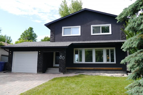 Main Photo: 80 Greensboro Bay in Winnpeg: Fort Garry / Whyte Ridge / St Norbert Single Family Detached for sale (South Winnipeg)
