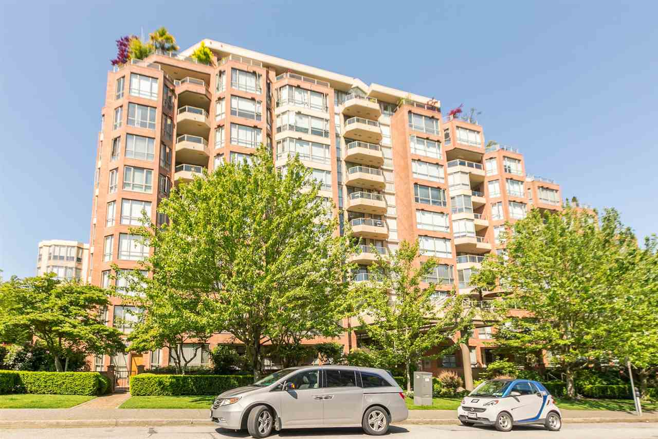 Main Photo: 603 2201 PINE STREET in Vancouver: Fairview VW Condo for sale (Vancouver West)  : MLS®# R2095177