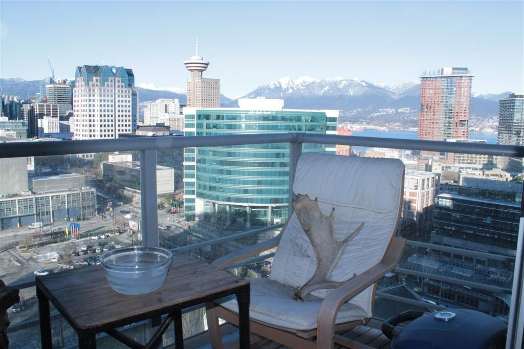 Photo 8: 2205 668 Citadel Parade in Vancouver: Downtown VW Condo for sale (Vancouver West)  : MLS(r) # R2128531