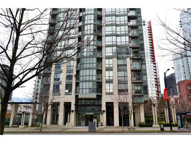 "Main Photo: 1206 1239 W GEORGIA Street in Vancouver: Coal Harbour Condo for sale in ""VENUS"" (Vancouver West)  : MLS(r) # V930648"