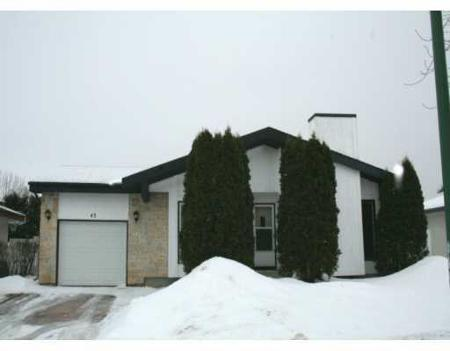 Main Photo: 43 SCARFE ST: Residential for sale (Maples)  : MLS® # 2903261