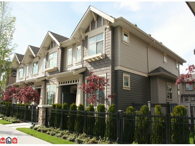 "Main Photo: 61 31125 WESTRIDGE Place in Abbotsford: Abbotsford West Townhouse for sale in ""Kinfield"" : MLS®# F1210958"