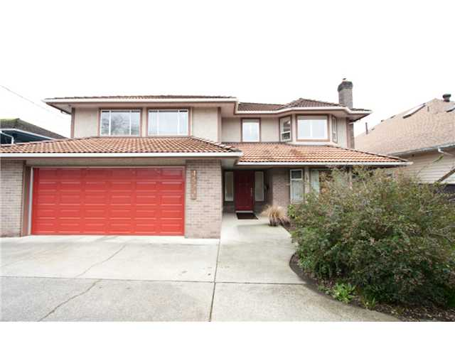 Main Photo: 4520 WILLIAMS Road in Richmond: Steveston North House for sale : MLS® # V1001747